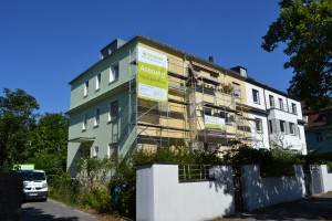 Fassadenarbeiten Nürnberg